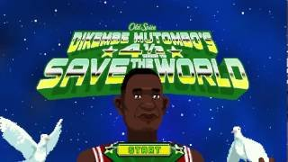 Old Spice | Dikembe Mutombo's 4 1/2 Weeks to Save the World - YouTube