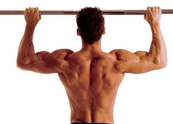 Pullups | Men's Health