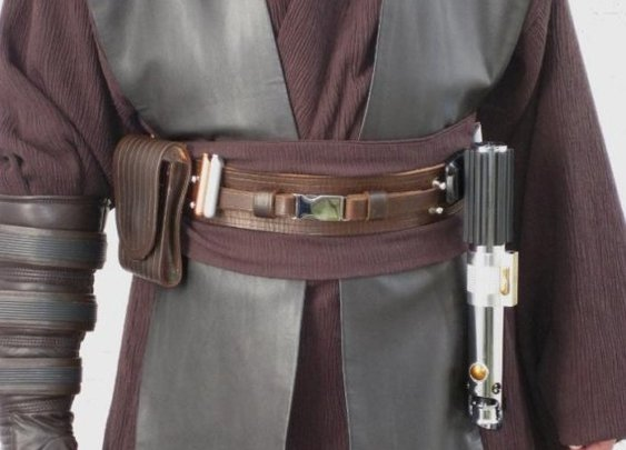 Cosplay Star Wars 100 Leather not pleather Tabards by EvaVanecek