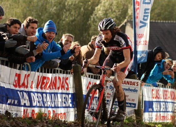Alexander Revell: The Cyclocross Manly Man