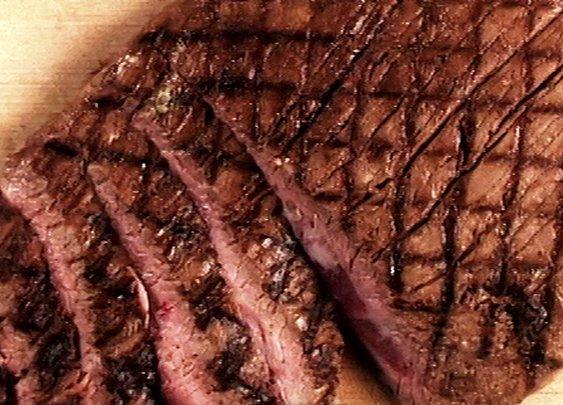 Bloody Mary Flank Steak Recipe : Guy Fieri : Recipes : Food Network