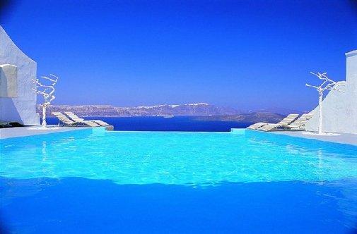 Getaway Taken To Remarkable Romantic Heights: Astarte Suites, Santorini