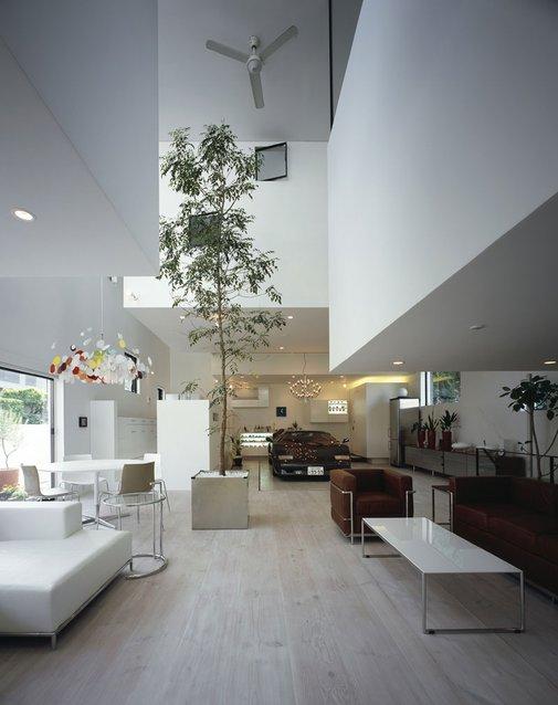 A Lamborghini in the Living Room