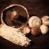 JP and D: 15 Minute Vegan Mushroom Risotto