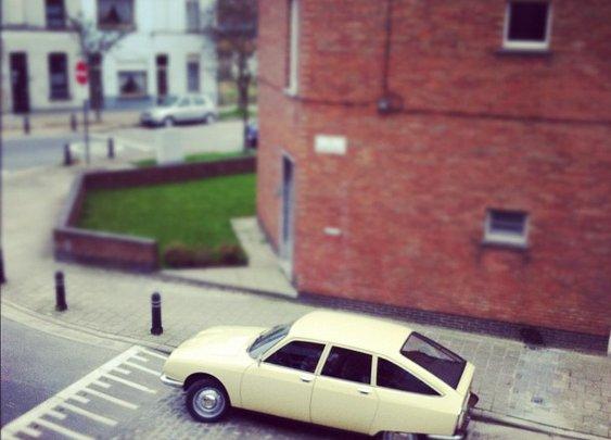 Citroën GSpécial (1979)