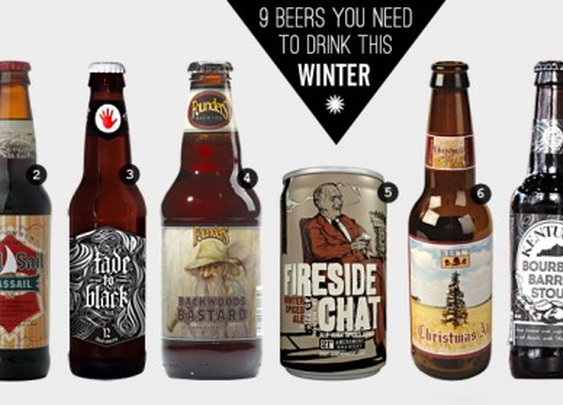 9 Beers You Need to Drink This Winter