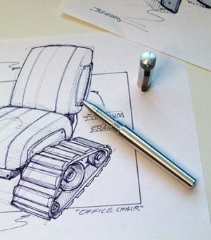 Huckberry // Render K Pen (Aluminim)