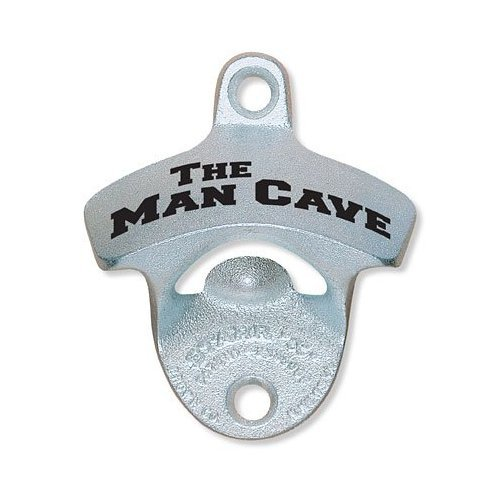 The Man Cave Wall Mount Bottle Opener