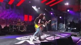 "Soundgarden Performs ""Been Away Too Long"" - YouTube"