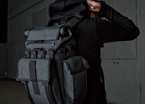 The Arkiv VX / R8 Field Pack - Advanced Projects Edition - Completely Weatherproof Modular Backpack Made in the USA with a Lifetime Warranty.