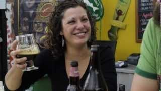 Beer Glassware Tutorial [video]