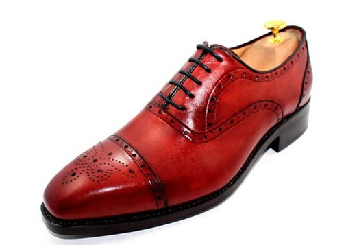 Custom Made Men's Shoes