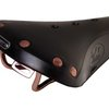 Cardiff Mercia Leather Saddle in Tree Fort Bikes Saddles (cat109)
