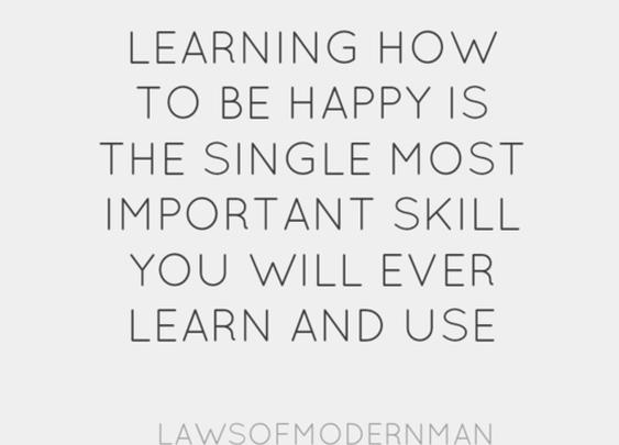 Laws of Modern Man