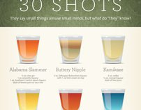 30 Shots Infographic