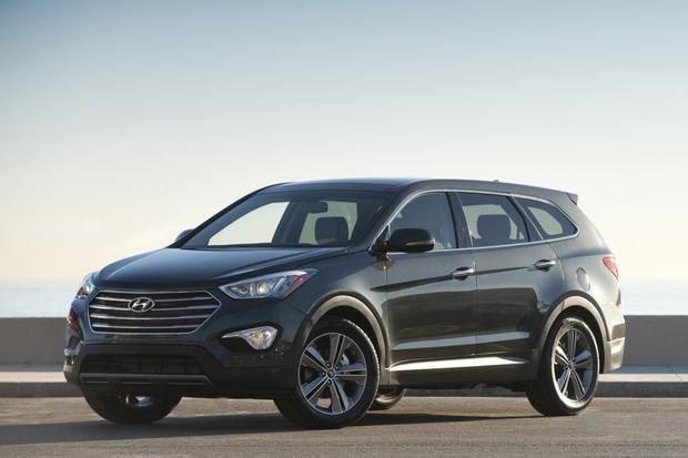 2013 Hyundai Santa Fe: LA Auto Show - AutoTrader.com