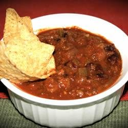 Yee-ha Texas Chili