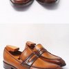 Custom Made classic penny loafer