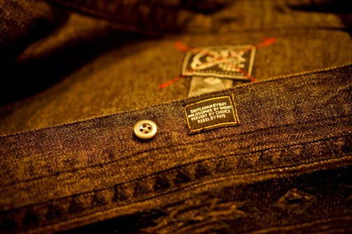 Gentleman by day, Philosopher by night, Pervert by choice, Rebel by fate.  ~G.P.P.R. Clothing