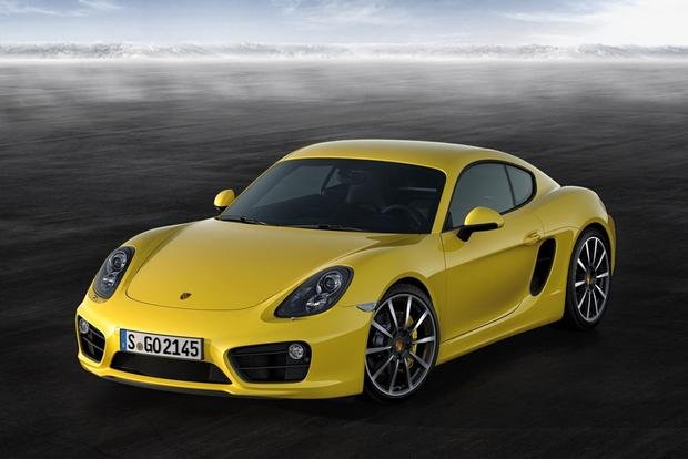 2013 Porsche Cayman: LA Auto Show - AutoTrader.com