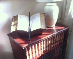 Secret Compartment Bookcase Counter