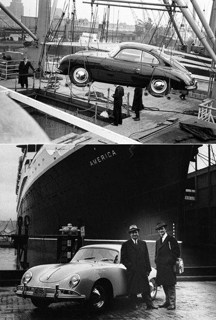 How Maximilian Hoffman made Porsche & BMW cool