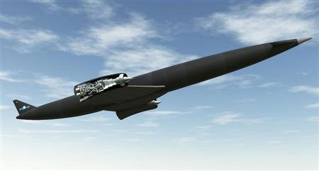 Part jet, part rocket could make travel to anywhere on Earth 4 hours away