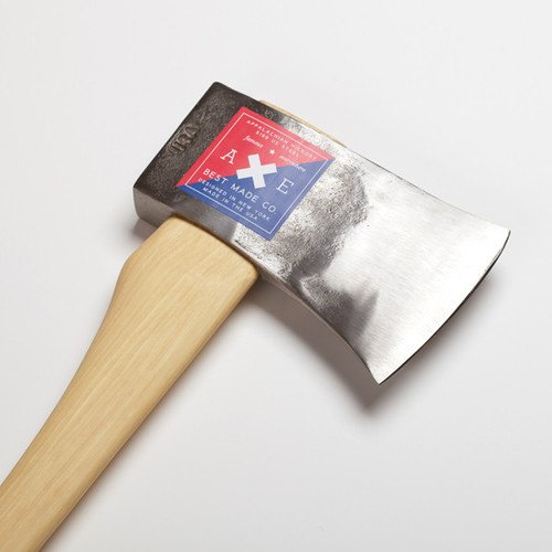 Best Made Co. Axe — The Man's Man