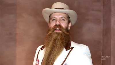 2012 National Beard and Moustache Championships in Las Vegas