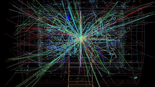 LHC proton-lead collisions may have created new form of matter
