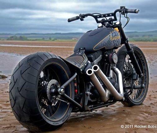 Rocket Bobs R13 Blackbird