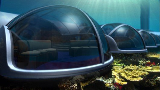 Poseidon Resorts completes underwater hotel design