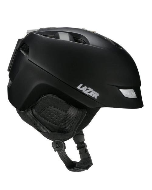 Finally a helmet with a GoPro integrated mount!
