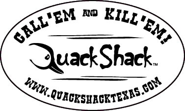QUACK SHACK Duck Calls