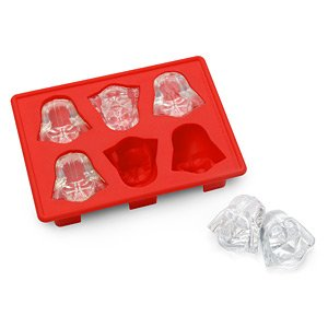 ThinkGeek :: Star Wars Darth Vader Helmet Ice Cube Trays
