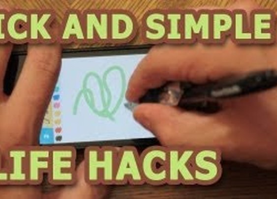 Quick and Simple Life Hacks - Part 1 - YouTube