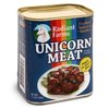 I wish the government would lift the ban on  Unicorn Meat