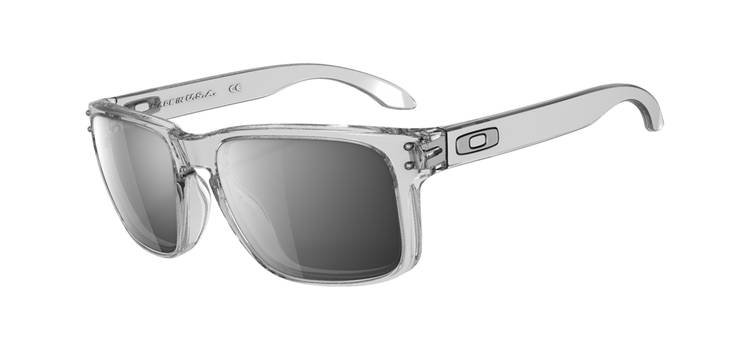 Oakley Holbrook Sunglasses in Chrome