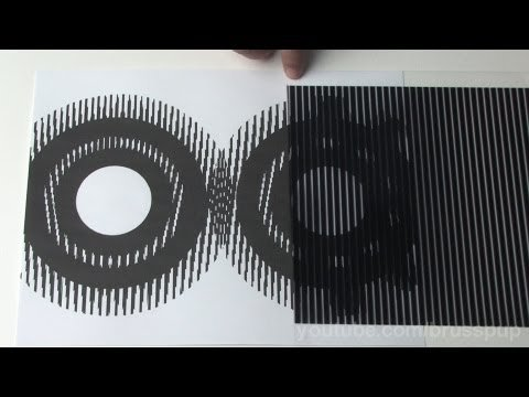 Animated Optical Illusions