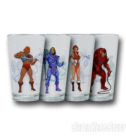 Masters of the Universe Pint Glass Box Set