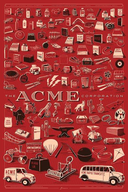 The ACME Corporation by Rob Loukotka — Kickstarter