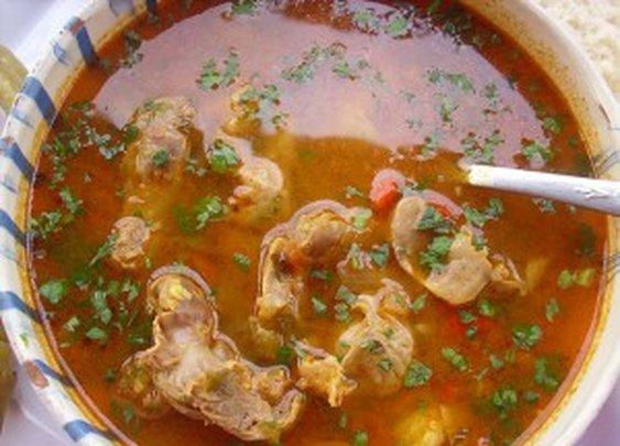Ciorba de potroace | Retete culinare