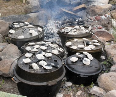 Cooking With A Dutch Oven Tips