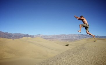 Don't be afraid of Death Valley