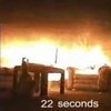 Christmas Tree Fire Test - YouTube