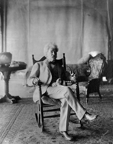 177 Years of Mark Twain