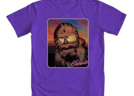 Chewie Reflection T-shirt