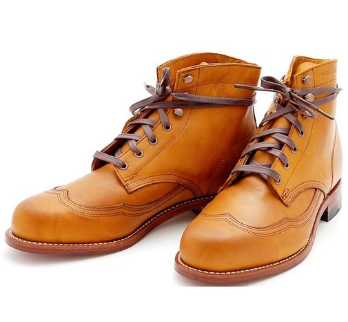 Wolverine 1000 mile Addison boot