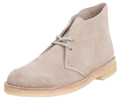 "Clarks Desert Boot, or as I like to call em ""CDBs"""