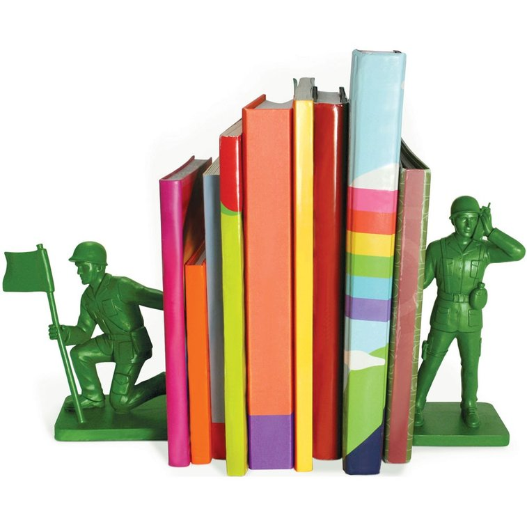 Soldier Book Ends | That Should Be Mine